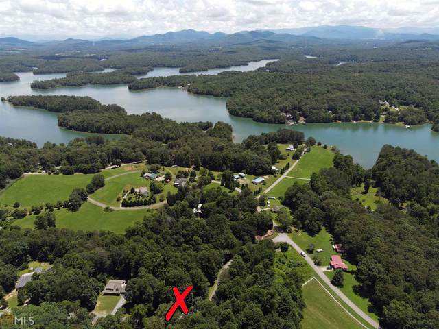 0 Arrowood Point Phase 1, Blairsville, GA 30512 (MLS #8818765) :: Athens Georgia Homes