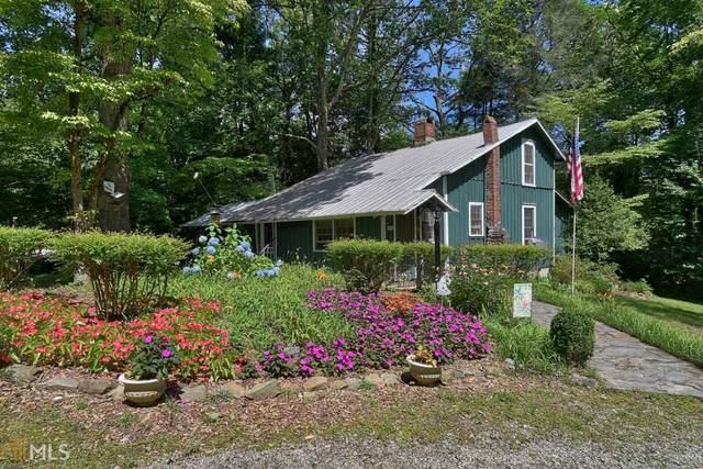 31 Bear Creek Ln, Mountain City, GA 30562 (MLS #8818849) :: Buffington Real Estate Group