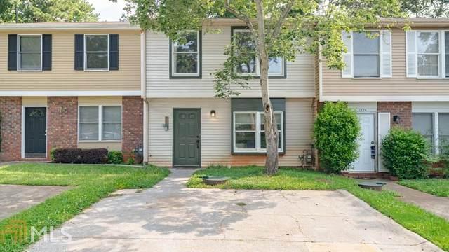 1822 Shenandoah Valley Lane, Smyrna, GA 30080 (MLS #8818907) :: Rettro Group