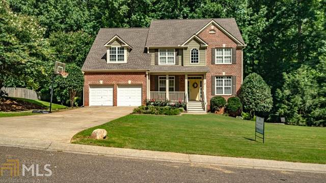 257 Westwind Dr, Ball Ground, GA 30107 (MLS #8818915) :: Military Realty