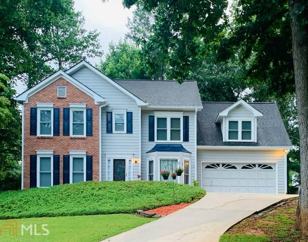 910 Wolf Springs Cv, Lawrenceville, GA 30043 (MLS #8819030) :: The Realty Queen & Team