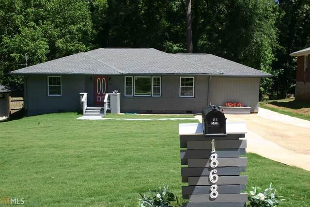 1868 Longdale Dr, Decatur, GA 30032 (MLS #8819050) :: RE/MAX Eagle Creek Realty