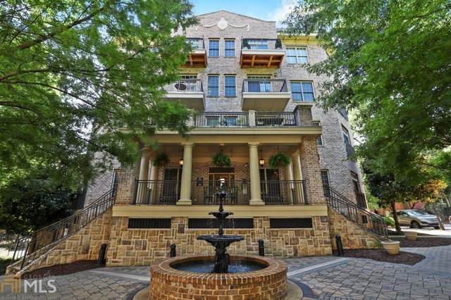 1055 Piedmont Ave #215, Atlanta, GA 30309 (MLS #8819104) :: Athens Georgia Homes