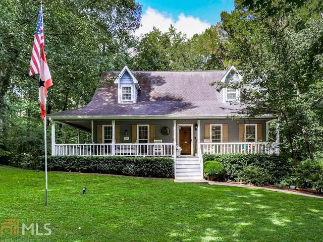 55 Rigby Way, Douglasville, GA 30134 (MLS #8819153) :: Tim Stout and Associates