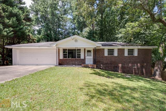 3606 Sharon Drive, Powder Springs, GA 30127 (MLS #8819163) :: Athens Georgia Homes