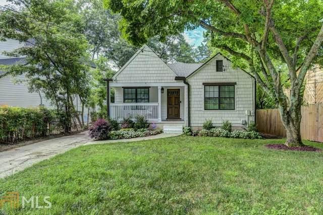 1833 Flat Shoals Road Se, Atlanta, GA 30316 (MLS #8819182) :: Bonds Realty Group Keller Williams Realty - Atlanta Partners