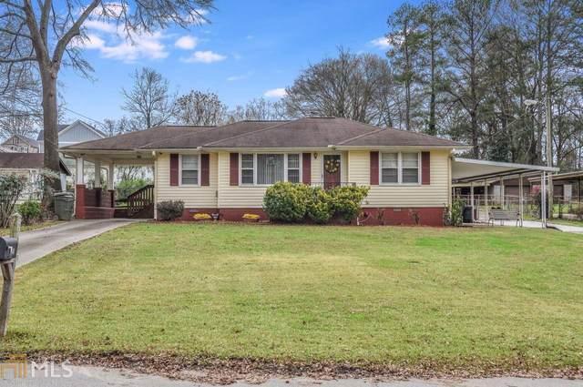 1340 Belmont Ave, Smyrna, GA 30080 (MLS #8819381) :: The Durham Team