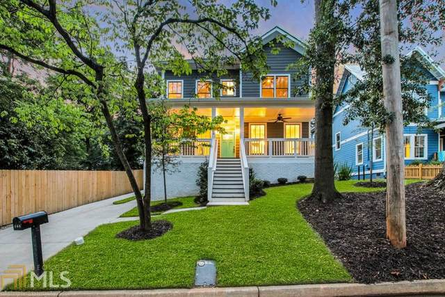 668 Robinson Avenue Se, Atlanta, GA 30312 (MLS #8819390) :: Tim Stout and Associates
