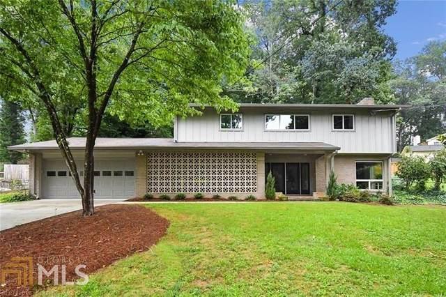 2145 Heritage Dr, Atlanta, GA 30345 (MLS #8819391) :: Keller Williams Realty Atlanta Partners
