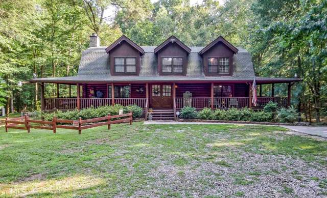278 Lees Mill Rd, Fayetteville, GA 30214 (MLS #8819421) :: The Durham Team