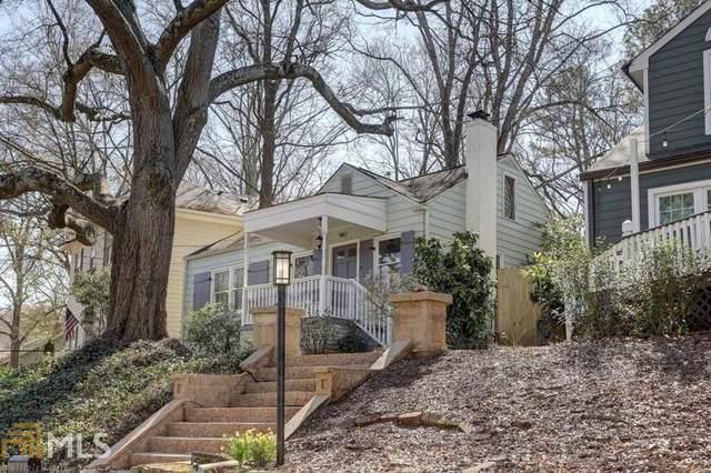 961 Delaware Ave, Atlanta, GA 30316 (MLS #8819493) :: Buffington Real Estate Group