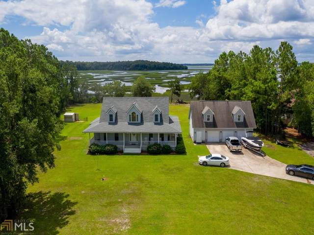 1818 Union Carbide Road, Woodbine, GA 31569 (MLS #8819532) :: Tim Stout and Associates