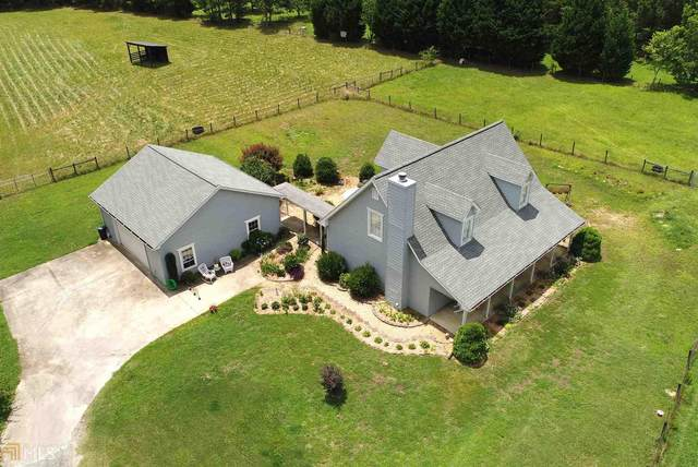 275 Paul Burson Rd, Monroe, GA 30656 (MLS #8819550) :: Athens Georgia Homes