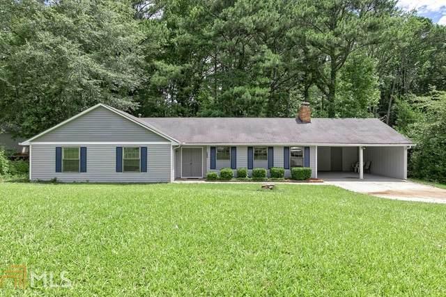 2728 Post Oak Ct, Marietta, GA 30062 (MLS #8819572) :: Rettro Group