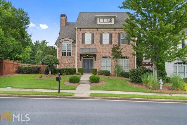 2350 Pierpont Ave, Lawrenceville, GA 30043 (MLS #8819652) :: The Realty Queen & Team