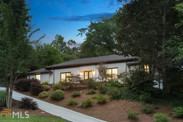 1261 Bernadette Lane, Atlanta, GA 30329 (MLS #8819671) :: Tim Stout and Associates