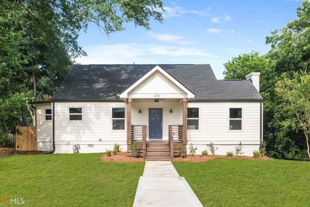 606 Stokeswood Avenue, Atlanta, GA 30316 (MLS #8819685) :: Tim Stout and Associates