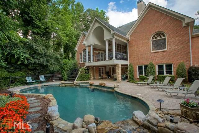 3172 St Ives Country Club Parkway, Johns Creek, GA 30097 (MLS #8819687) :: Scott Fine Homes at Keller Williams First Atlanta