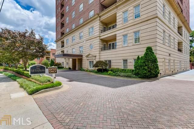 3657 Peachtree Road Ne 2D, Atlanta, GA 30319 (MLS #8819700) :: RE/MAX Eagle Creek Realty