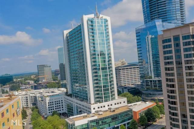 3324 Peachtree #2908, Atlanta, GA 30326 (MLS #8819729) :: RE/MAX Eagle Creek Realty