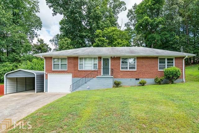 1962 Brenda Drive, Austell, GA 30168 (MLS #8819747) :: Rettro Group