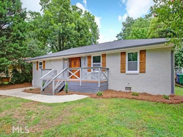 1718 Derrill Drive, Decatur, GA 30032 (MLS #8819759) :: Tim Stout and Associates