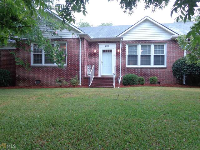 201 Hobby Ave, Sylvania, GA 30467 (MLS #8819780) :: RE/MAX Eagle Creek Realty