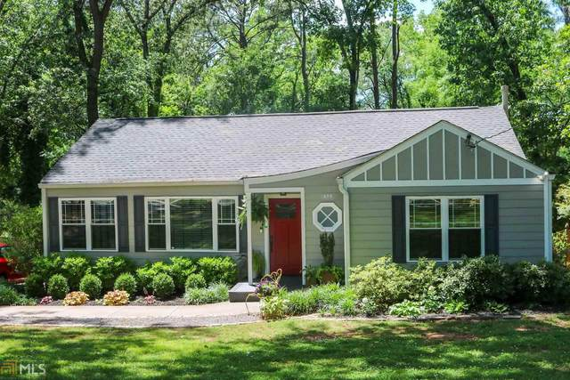 1393 Catherine St, Decatur, GA 30030 (MLS #8819795) :: Tim Stout and Associates