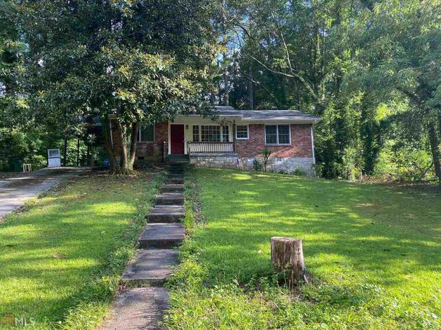 3670 Hill Acres, Atlanta, GA 30331 (MLS #8819838) :: The Heyl Group at Keller Williams