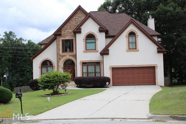 3917 Boxwood Walk, Ellenwood, GA 30294 (MLS #8819844) :: HergGroup Atlanta