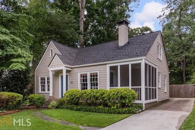 131 Harold Byrd Drive, Decatur, GA 30030 (MLS #8819884) :: RE/MAX Eagle Creek Realty