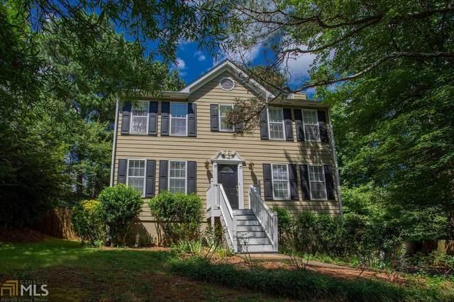3997 Verbena Drive Nw, Kennesaw, GA 30144 (MLS #8819904) :: Buffington Real Estate Group