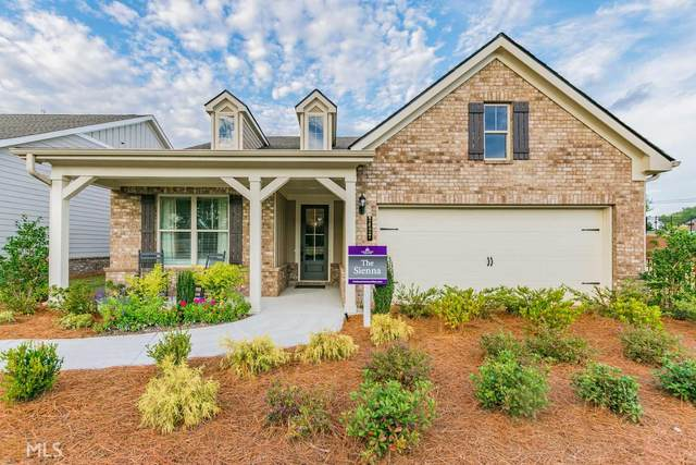2487 Oak Barrel Dr #30, Snellville, GA 30078 (MLS #8819955) :: Bonds Realty Group Keller Williams Realty - Atlanta Partners