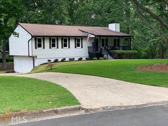 120 Lantern Ridge Drive, Alpharetta, GA 30009 (MLS #8819974) :: RE/MAX Eagle Creek Realty