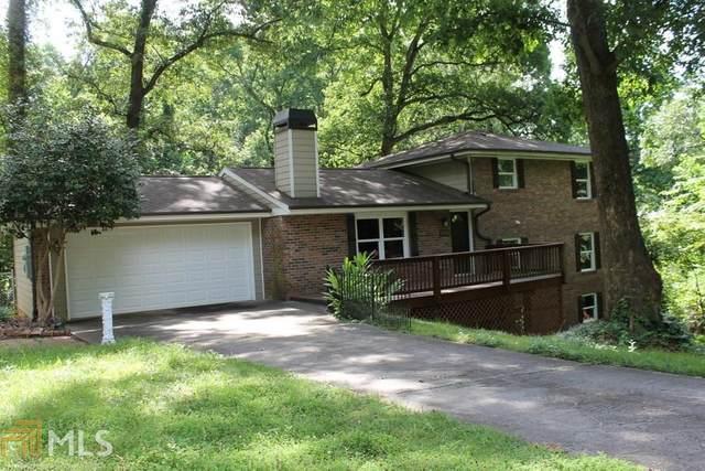 3745 Hickory Place Se, Smyrna, GA 30080 (MLS #8819987) :: Rettro Group