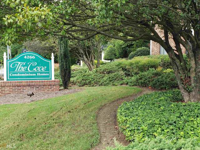 4266 Roswell Road Unit E-1, Atlanta, GA 30342 (MLS #8820064) :: John Foster - Your Community Realtor