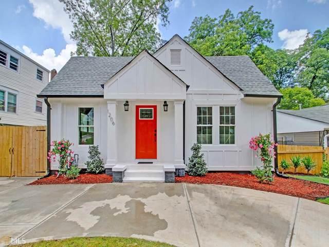 1206 M L King Jr, Atlanta, GA 30314 (MLS #8820093) :: John Foster - Your Community Realtor