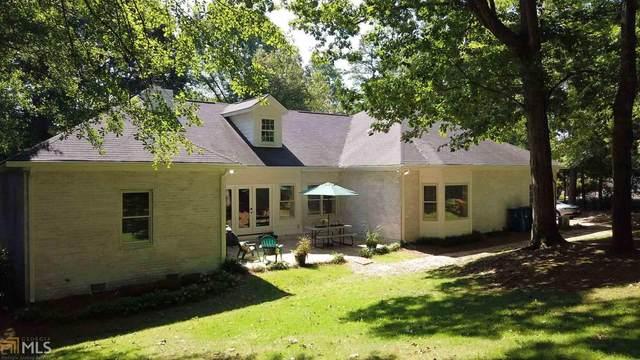 1160 Creekshore Dr, Athens, GA 30606 (MLS #8820156) :: The Heyl Group at Keller Williams