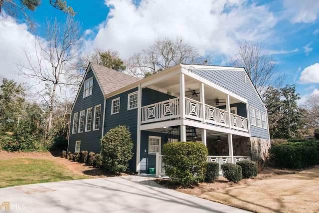 296 Stanton Way, Athens, GA 30606 (MLS #8820174) :: Athens Georgia Homes