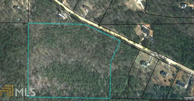 0 Mountain View Rd 12.3 Acres, Meansville, GA 30256 (MLS #8820180) :: Tim Stout and Associates