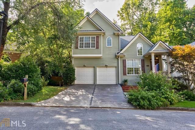 337 Glen Cove Drive, Avondale Estates, GA 30002 (MLS #8820218) :: Buffington Real Estate Group