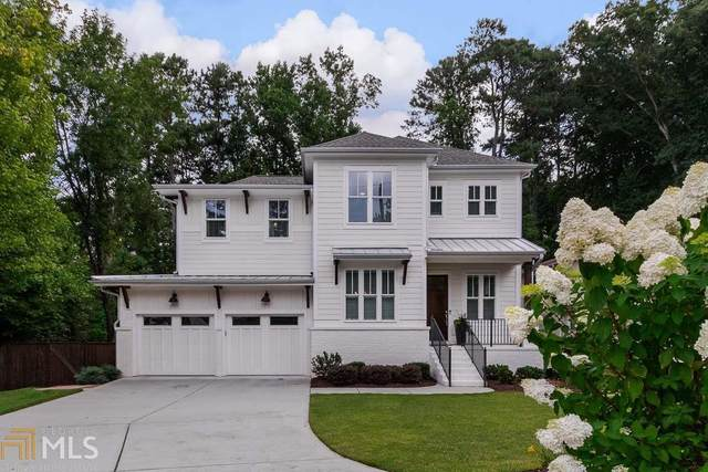 1062 Mendell Cir, Brookhaven, GA 30319 (MLS #8820240) :: Buffington Real Estate Group