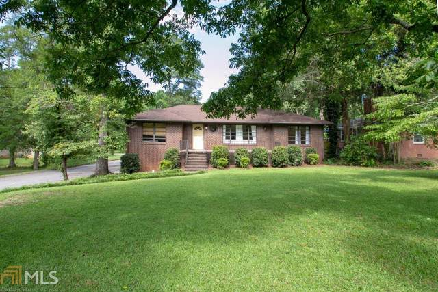 1132 E College St, Griffin, GA 30224 (MLS #8820251) :: The Heyl Group at Keller Williams