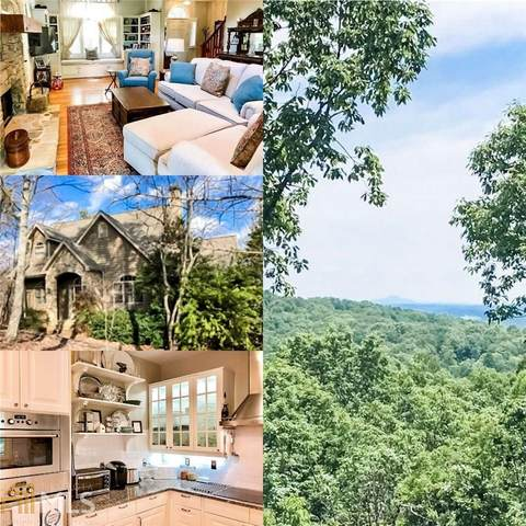 106 Mcelroy Mountain Dr, Big Canoe, GA 30143 (MLS #8820356) :: Rettro Group