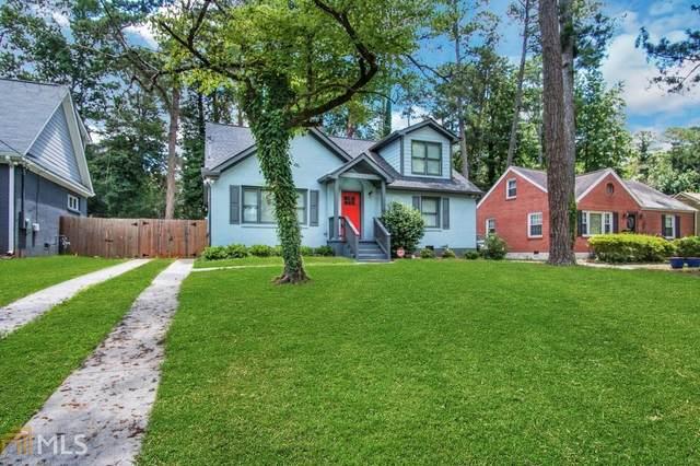 1525 Deerwood Dr, Decatur, GA 30030 (MLS #8820402) :: Keller Williams Realty Atlanta Partners