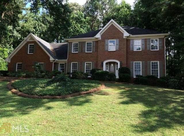 3834 High Shoals, Peachtree Corners, GA 30092 (MLS #8820421) :: Michelle Humes Group