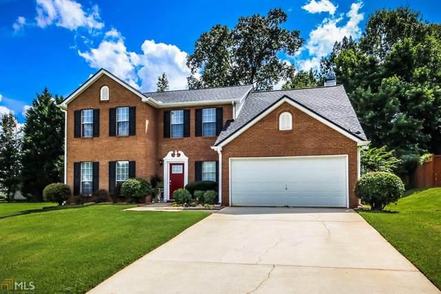 539 Madeline Rose Ct, Fayetteville, GA 30215 (MLS #8820556) :: Keller Williams Realty Atlanta Partners