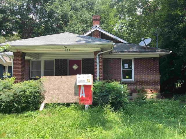 827 Elbert St, Atlanta, GA 30310 (MLS #8820633) :: The Realty Queen & Team