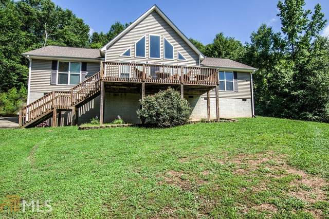 412 W 1St Ave, Summerville, GA 30747 (MLS #8820649) :: Rettro Group