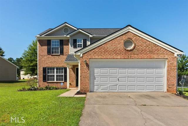 7450 Old Chapel, College Park, GA 30349 (MLS #8820687) :: Tim Stout and Associates